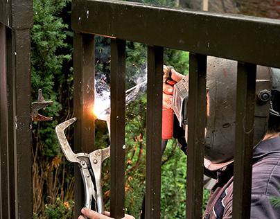 Commercial Gates Repair in Huntington Park CA