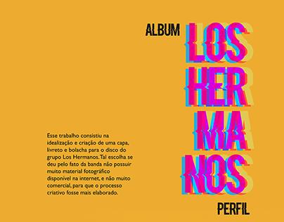 Álbum Los Hermanos - Perfil