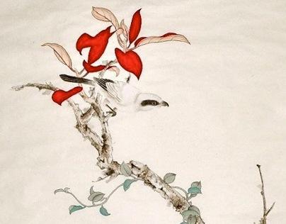 Animal Watercolours