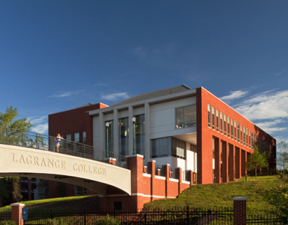 Frank and Laura Lewis Library, LaGrange College