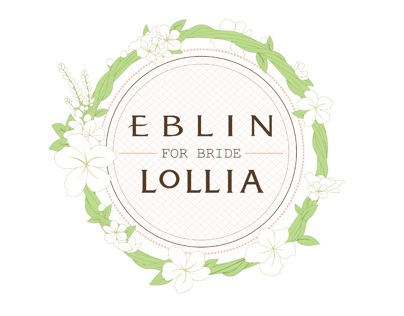 EBLIN*LOLLIA For Bride