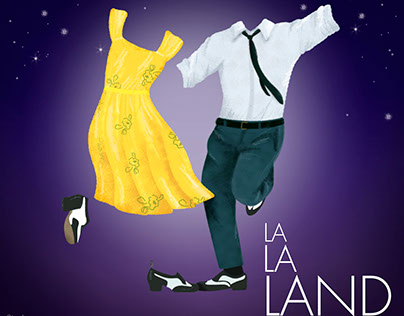 La La Land Illustration