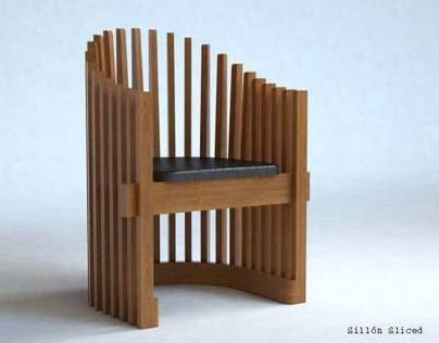 Diseño Mueble Minimalista