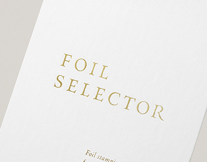 Foil Selector