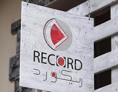 Identity - (Record company) logo design