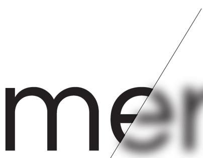 Zmero glass logo