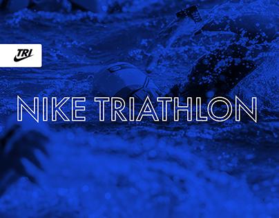 Nike Triathlon | Brand Extension Graduate Project