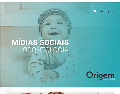Mídia social odontologia