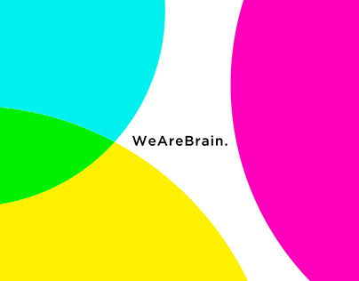 WeAreBrain Design Work