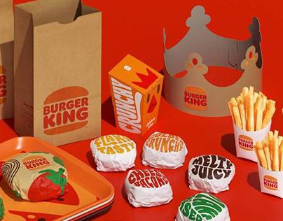 Burger King #FreeBurgerFeels