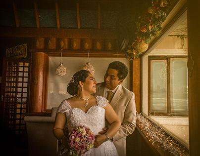 Covid Small Wedding Astrid & Enrique