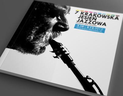 Krakowska Jesień Jazzowa - Cracow Jazz Autumn Catalogue