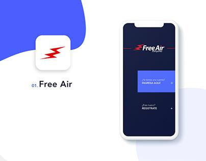 Free Air app