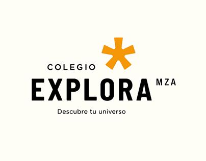Colegio Explora | Animated Video