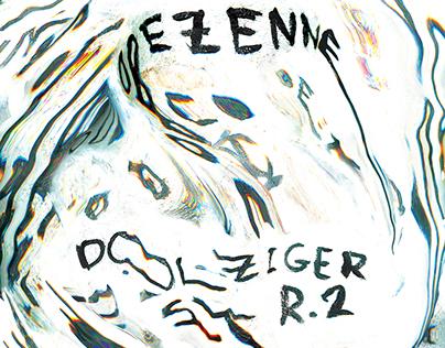 Odezenne Dolziger Str.2 - A vinyle cover.