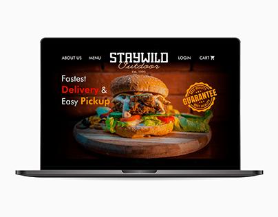 UI Food- Web