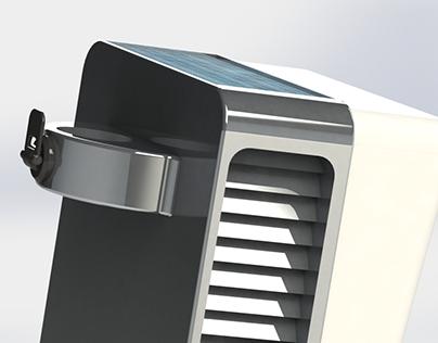 Lakelite Dockside Lighting System Concept