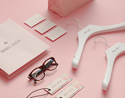 Middle Sister Fashion Branding & Retail Experience