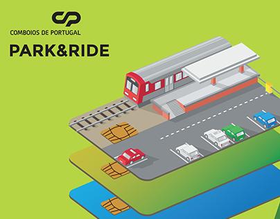 CP Campanha de lançamento PARK&RIDE