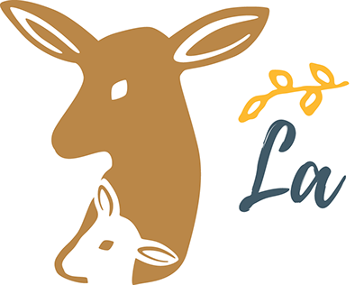 La Prairie Doula Logo Design