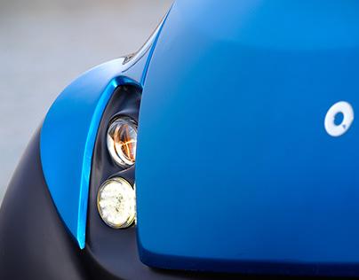 ECOmove QBeak electric cars