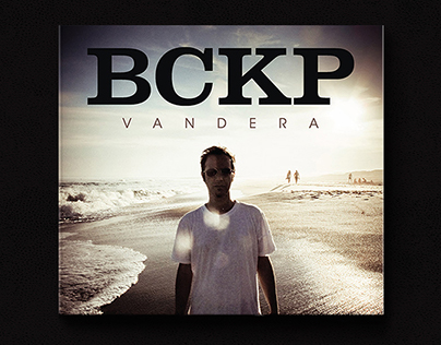 "Vandera ""BCKP"". CD doble, Digipack"