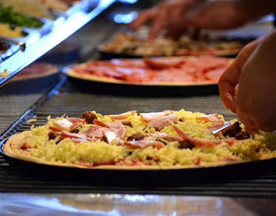 Peppercorn Pizza