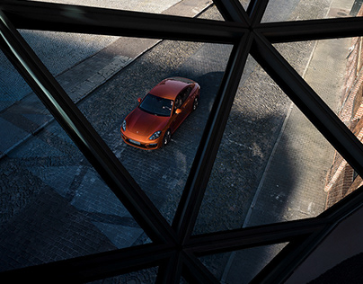Porsche Panamera 4S E-Hybrid / Anke Luckmann