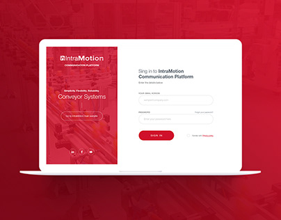 IntraMotion Communication Platform