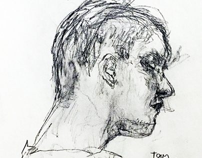 Figure drawings and sketches