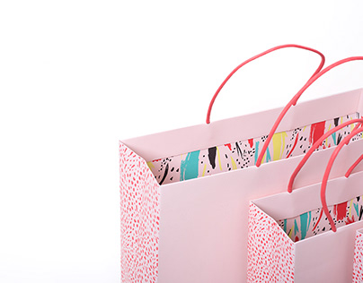 Middle Sister Shopping Bag Design