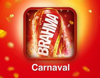 App Carnaval BRAHMA 2013