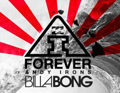 FOREVER ANDY IRONS