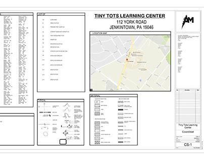 Cad 2- Preschool Construction Documents