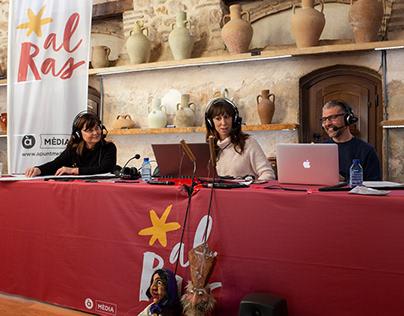 Resumen del programa de radio de 'Al Ras' en Potries