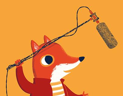 Boom Mic Fox