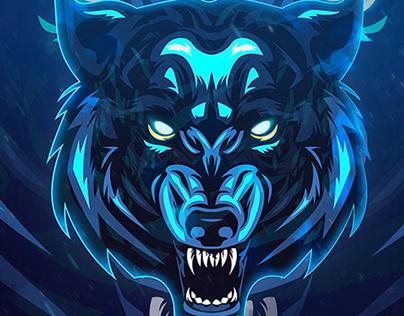 Wolf Logo Oscar Creativo