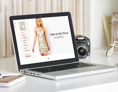 Rent the Runway (UI Design)