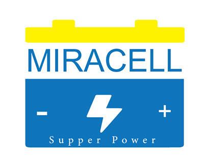Miracell logo (Cars battery)