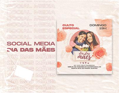 Social Media Dia das Mães