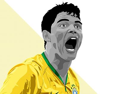 Illustrazione di Thiago Silva