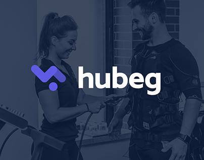 Hubeg - EMS web-application for customer