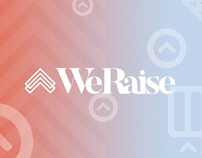 WeRaise Brand Identity