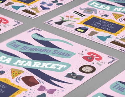 The Bernard Shaw Flea Market