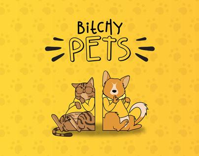 Bitchy Pets