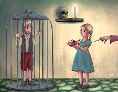Hansel And Gretel Animatic