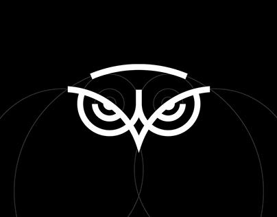 Minimalistic bird logos