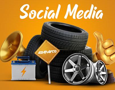SOCIAL MEDIA - ASHRAFCO