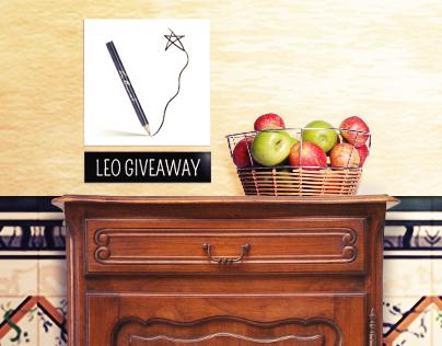 Leo Giveaway