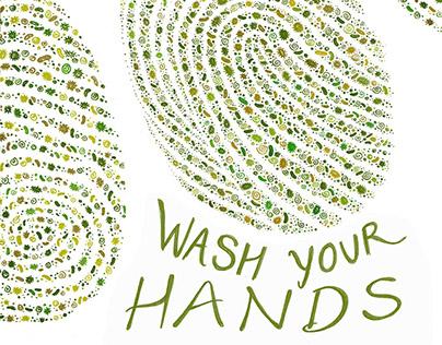 Please Wash Your Hands: Germs/Flu Season PSA!